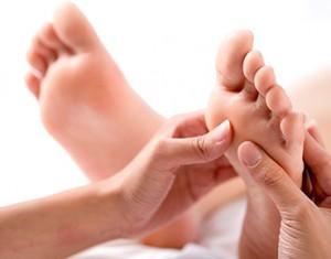 voetreflex therapie